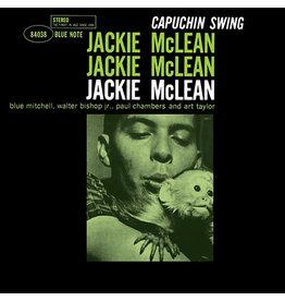 Blue Note McLean, Jackie: Capuchin Swing LP