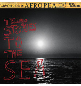Luaka Bop Various: Adventures in Afropea 3: Telling Stories to the Sea LP