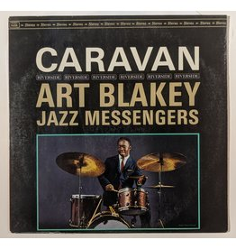 USED: Art Blakey & The Jazz Messengers: Caravan LP