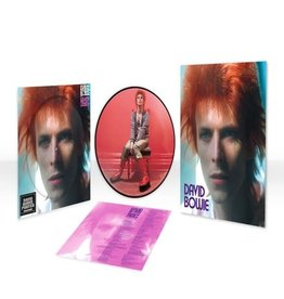 Parlophone Bowie, David: Space Oddity (Picture Disc) LP