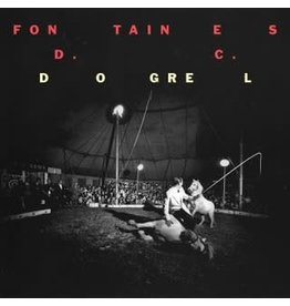 Partisan Fontaines D.C.: Dogrel LP