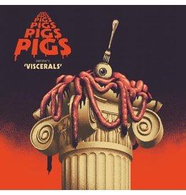 Rocket Pigs Pigs Pigs Pigs Pigs Pigs Pigs: Viscerals (blood & guts colured vinyl-indie exclusive) LP