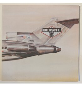 USED: Beastie Boys: Licenced to Ill LP