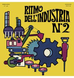 Cinevox Alessandroni, Alessandro: Ritmo Dell'Industria N. 2 LP