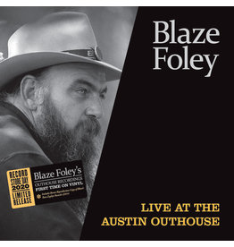End of an Ear Foley, Blaze: Live at the Austin Outhouse LP