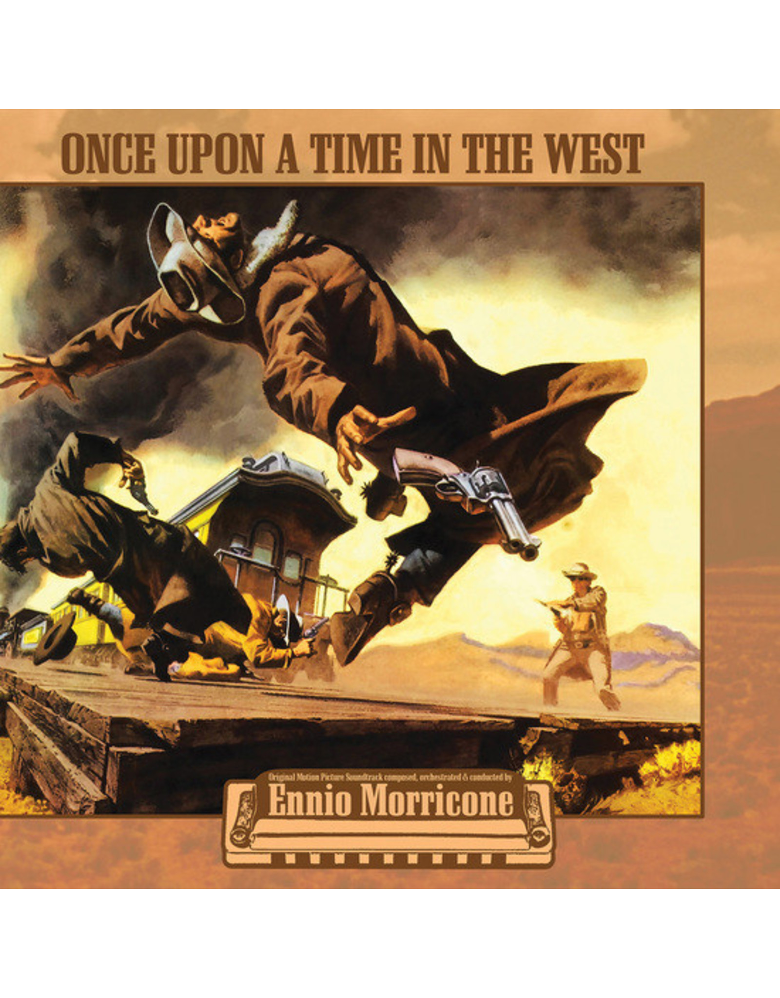 Cinevox Morricone, Ennio: Once Upon a Time in the West LP