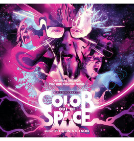 Waxwork Stetson, Colin: Color Out of Space LP
