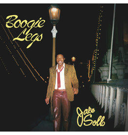 Tidal Wave Music Sollo, Jake: Boogie Legs LP