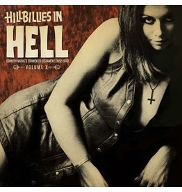 Iron Mountain Various: Hillbillies in Hell Volume X LP