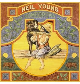 Reprise Young, Neil: Homegrown LP