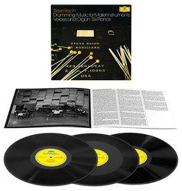 Deutsche Grammophon Reich, Steve: Drumming BOX