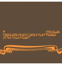 Duophonic Stereolab: Cobra and Phases Group Play Voltage in the Milky Night LP