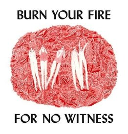 Jagjaguwar Olsen, Angel: Burn Your Fire For No Witness LP