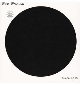 Astralwerks Bad Brains: Black Dots (white vinyl) LP