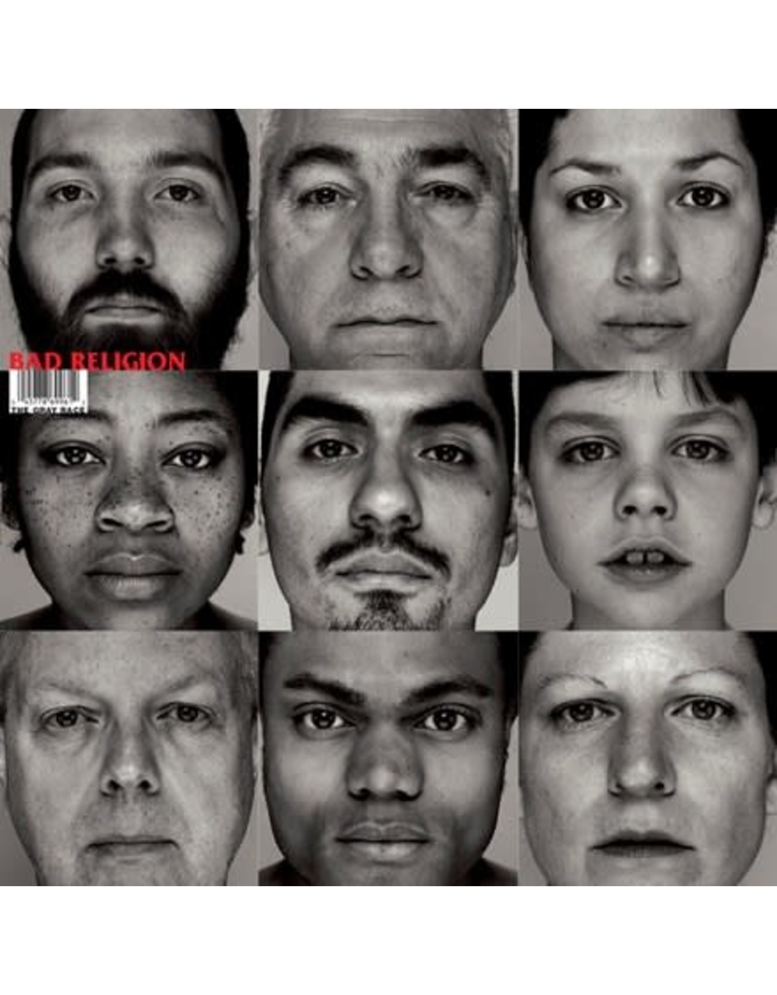Epitaph Bad Religion: The Gray Race LP