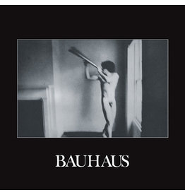 4AD Bauhaus: In the Flat Field LP
