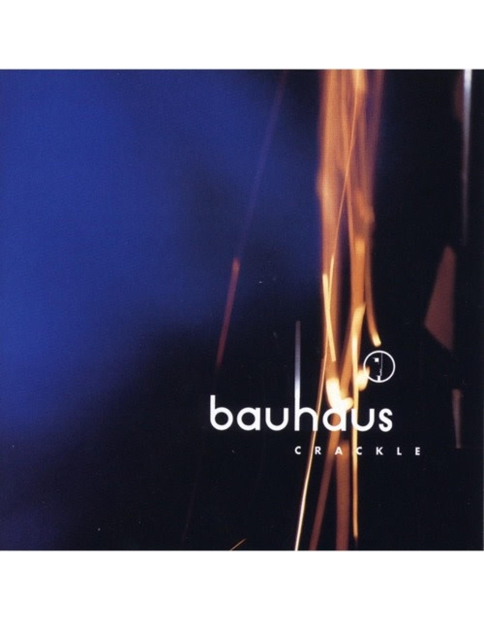 4AD Bauhaus: Crackle LP