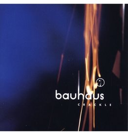 4AD Bauhaus: Crackle LP