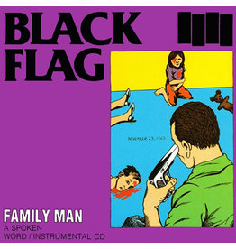 SST Black Flag: Family Man LP