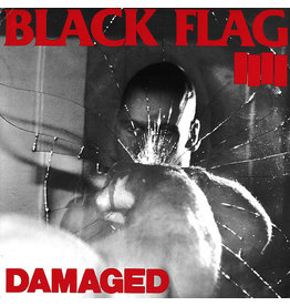 SST Black Flag: Damaged LP