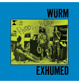 Idealogic Organ Wurm: Feast: Exhumed LP