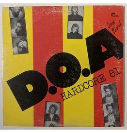 USED: D.O.A.: Hardcore 81 LP