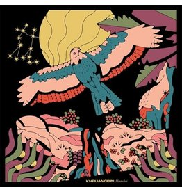 Dead Oceans Khruangbin: Mordechai (translucent pink vinyl) LP