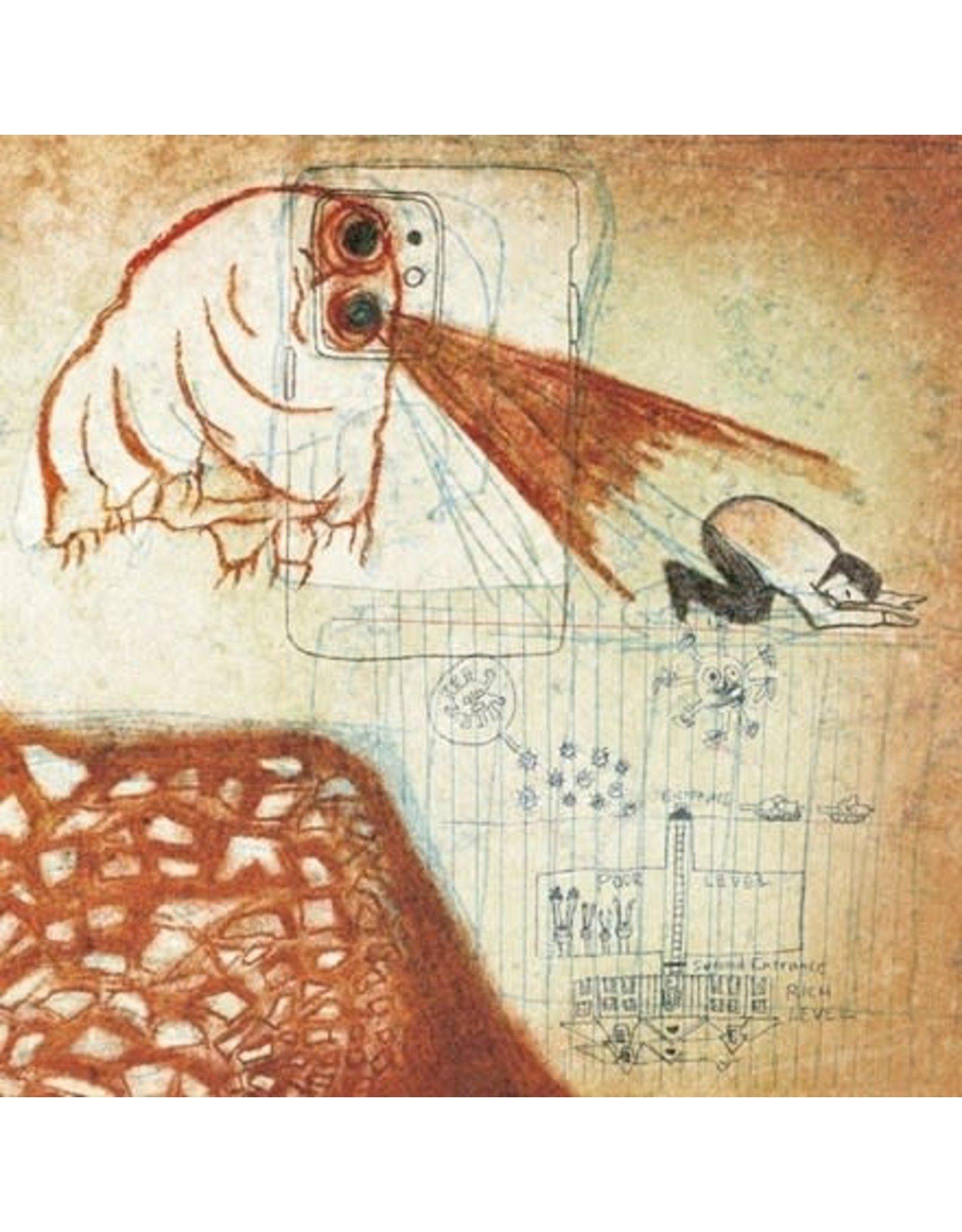 Joyful Noise Deerhoof: Future Teenage Cave Artists (blood coloured vinyl) LP