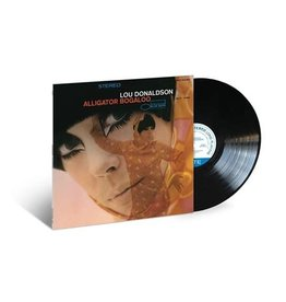 Blue Note Donaldson, Lou: Alligator Boogaloo LP