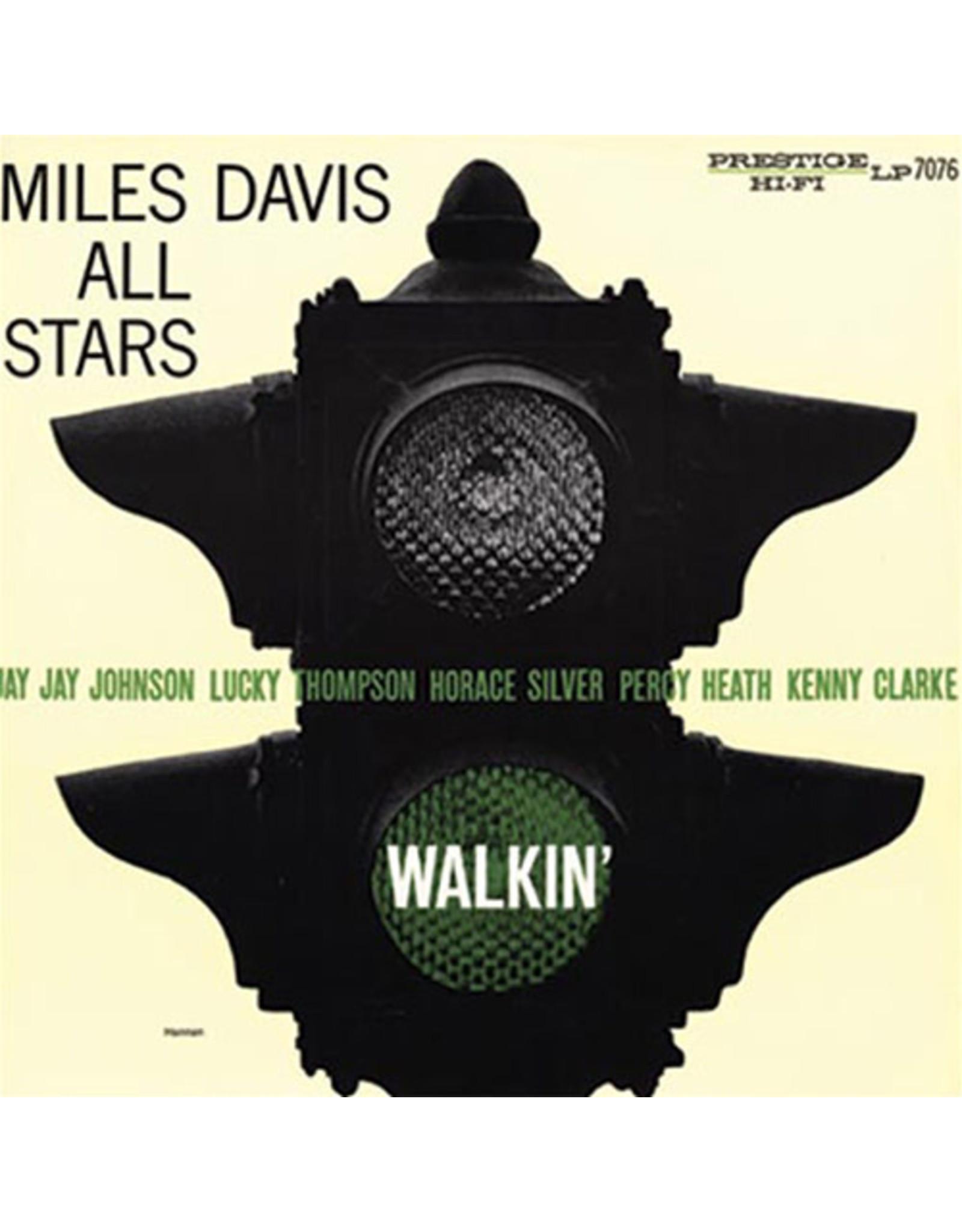 Original Jazz Classics Davis, Miles: Walkin' LP