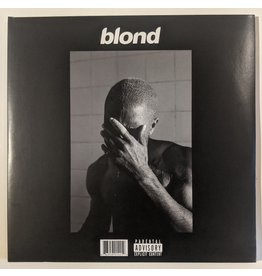 USED: Frank Ocean: Blonde LP