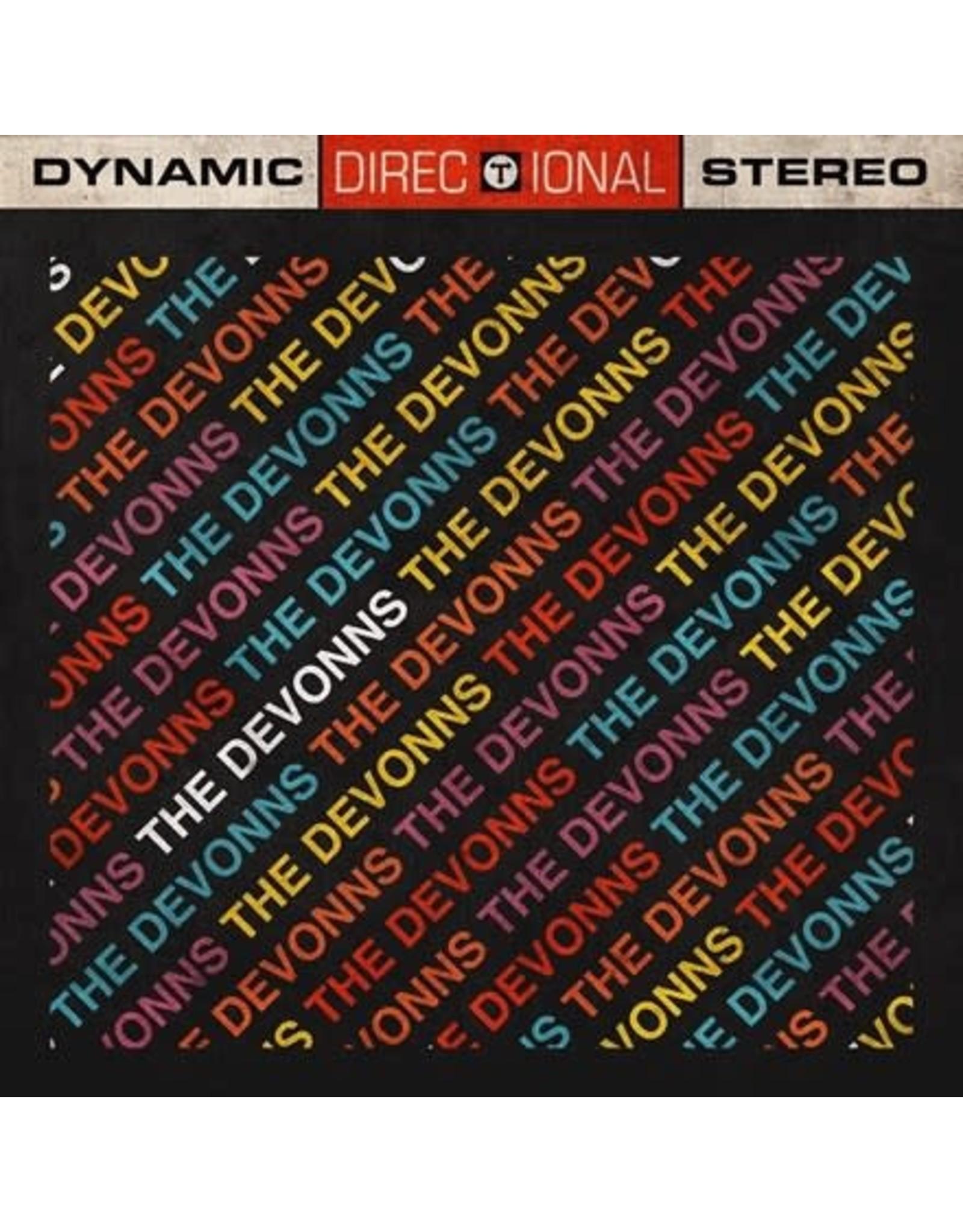 Record Kick Devonns: s/t LP