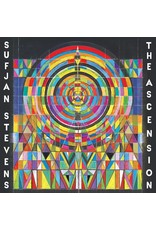 Asthmatic Kitty Stevens, Sufjan: The Ascension (Clear Vinyl) LP
