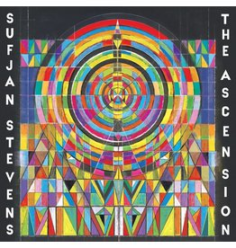 Asthmatic Kitty Stevens, Sufjan: The Ascension LP