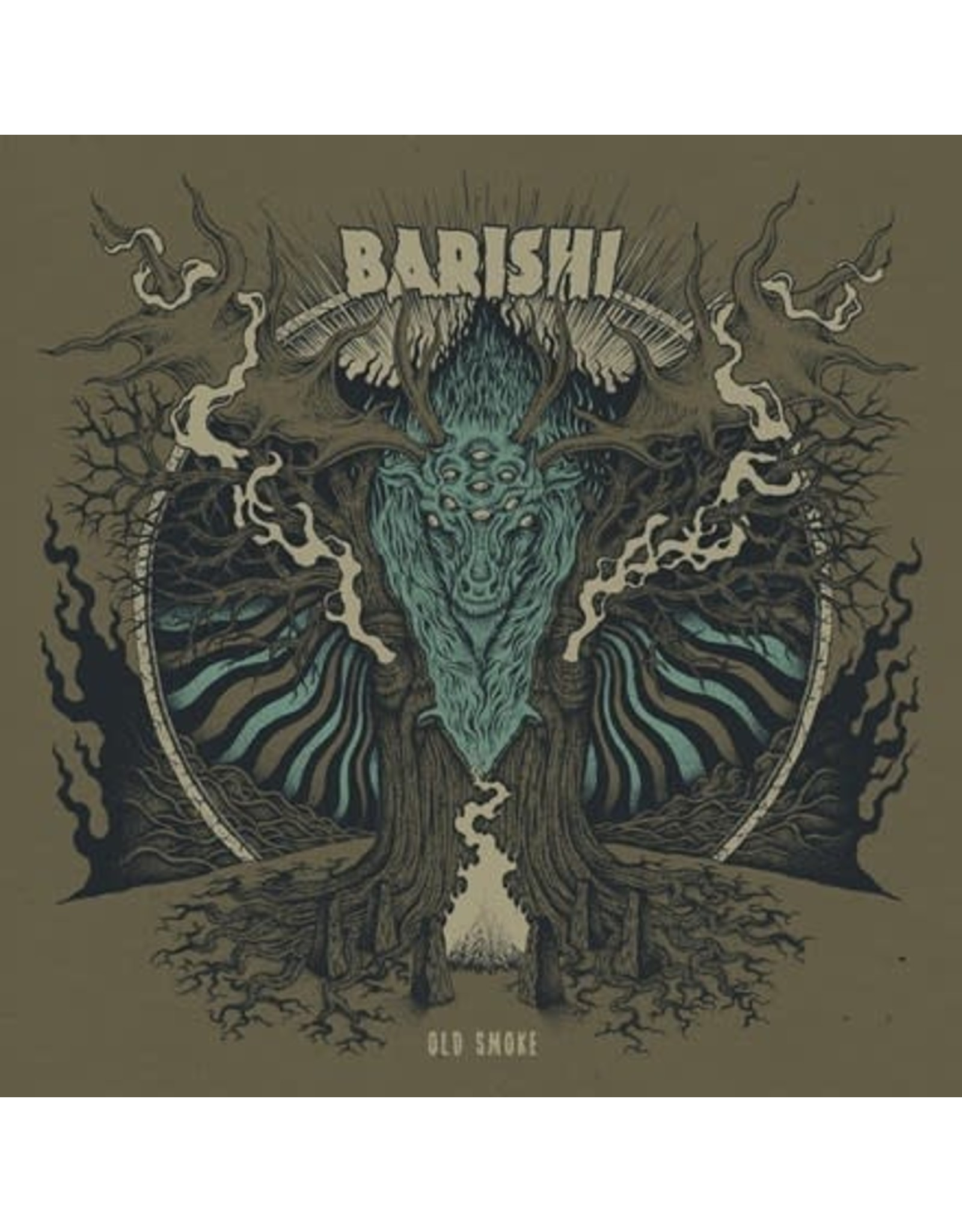 Season of Mist Barishi: Old Smoke LP