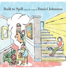 Ernest Jenning Built to Spill: Plays the Songs of Daniel Johnston LP