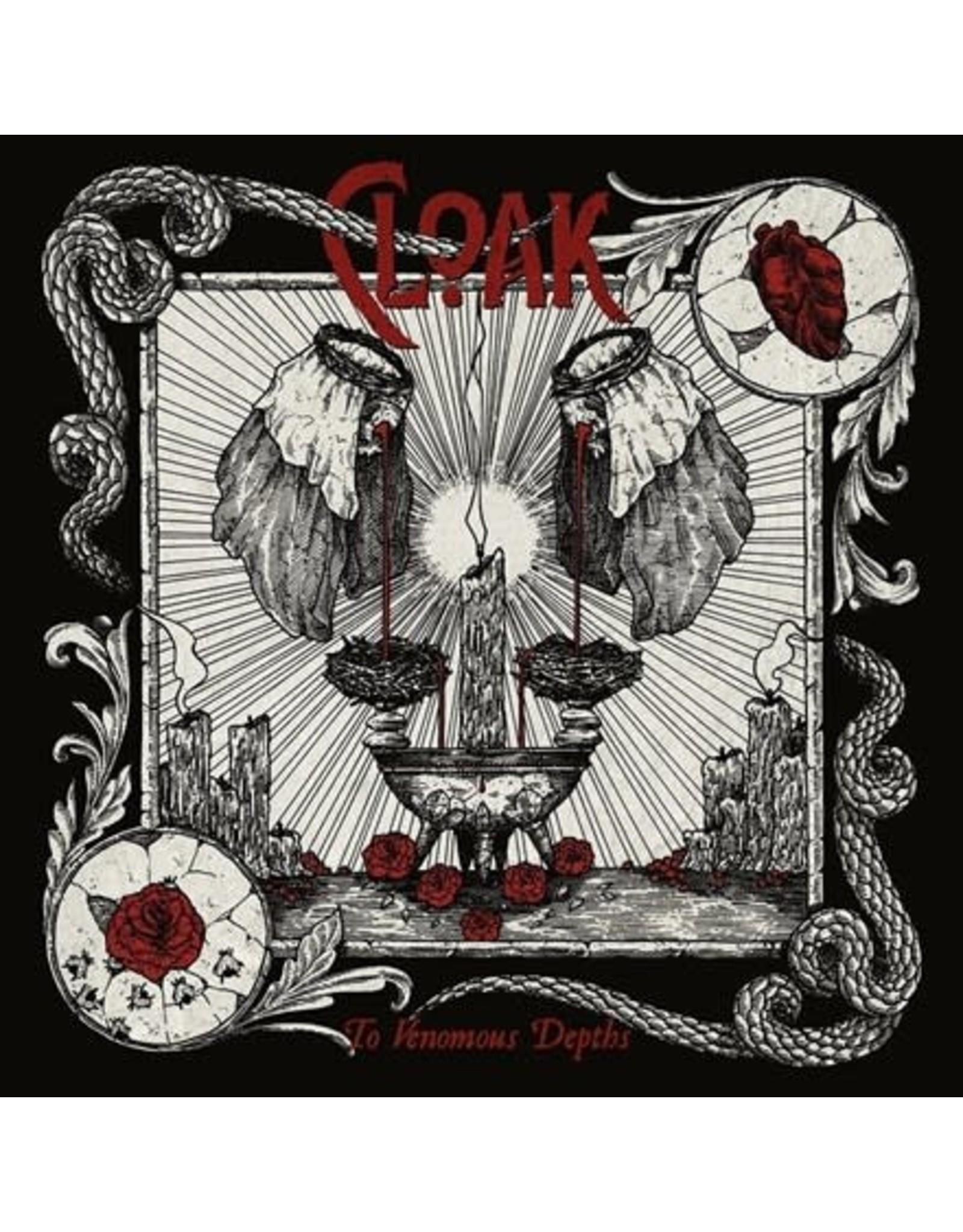 Season of Mist Cloak: To Venomous Depths LP