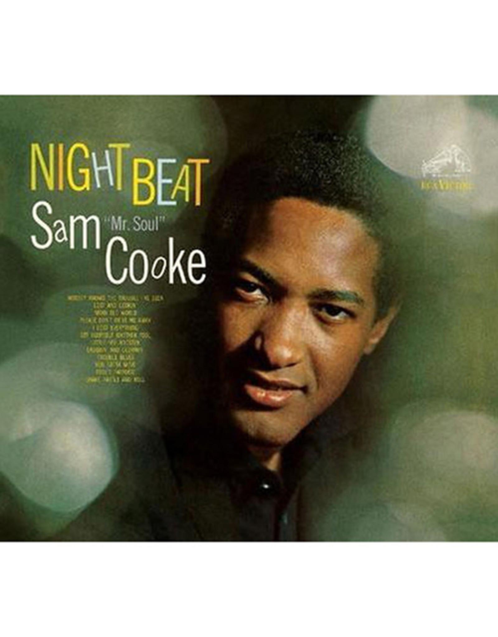Music on Vinyl Cooke, Sam: Night Beat LP