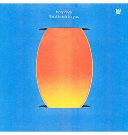 Big Crown Holy Hive: Float Back To You (blue seafoam wave coloured) LP