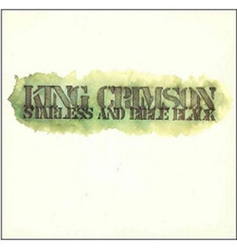 Panegyric King Crimson: Starless And Bible Black LP