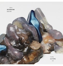 Rocket Sex Swing: Type II (frosted clear coloured vinyl) LP