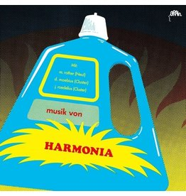 Groenland Harmonia: Musik Von Harmonia LP