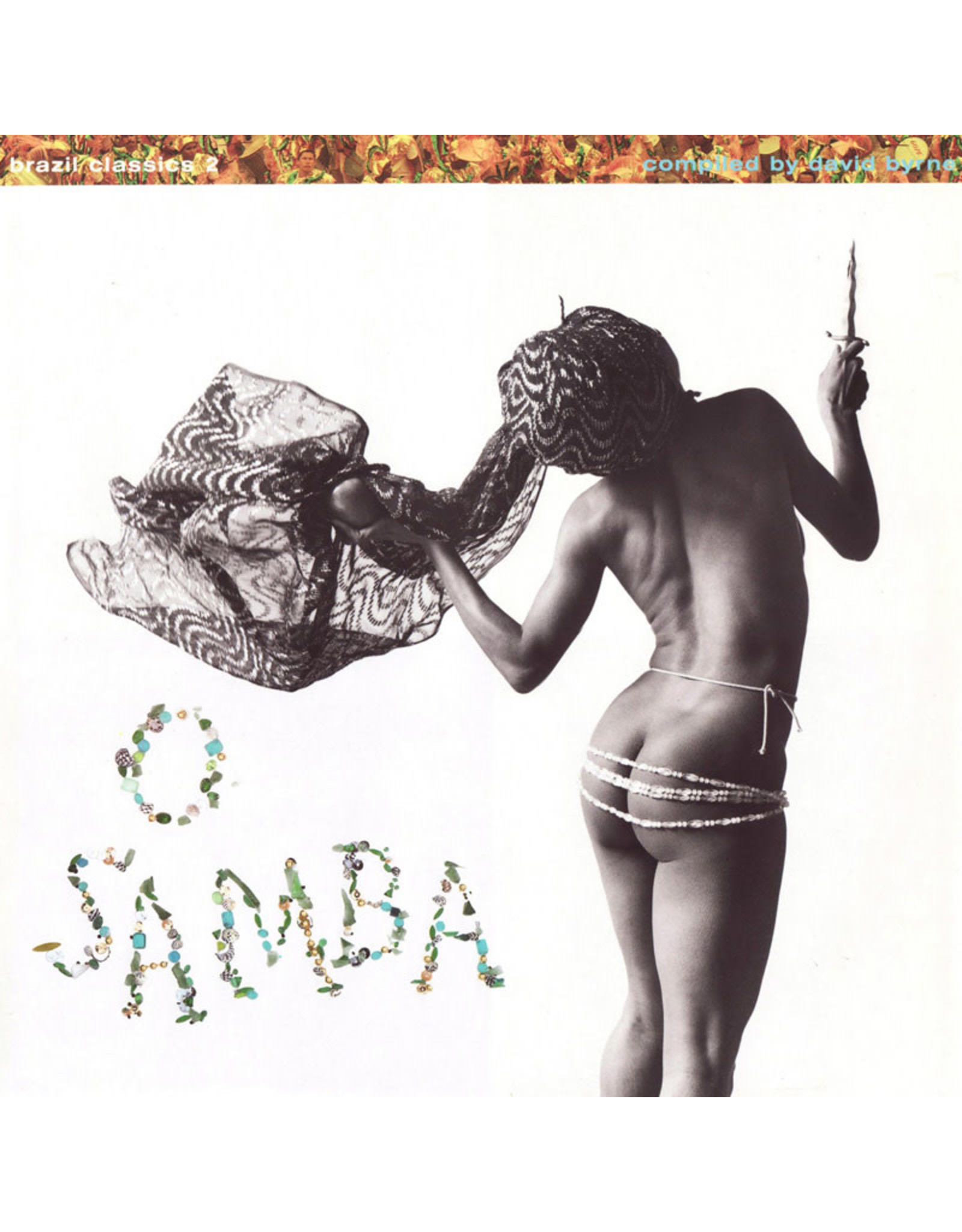 Luaka Bop Various: Brazil Classics 2: O Samba LP