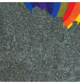Thrill Jockey Lightning Bolt: Wonderful Rainbow LP