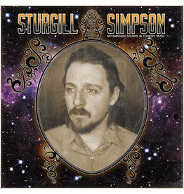 Thirty Tigers Simpson, Sturgill: Metamodern Sounds in Country Music LP
