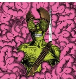 In The Red Oh Sees: Carrion Crawler / The LP