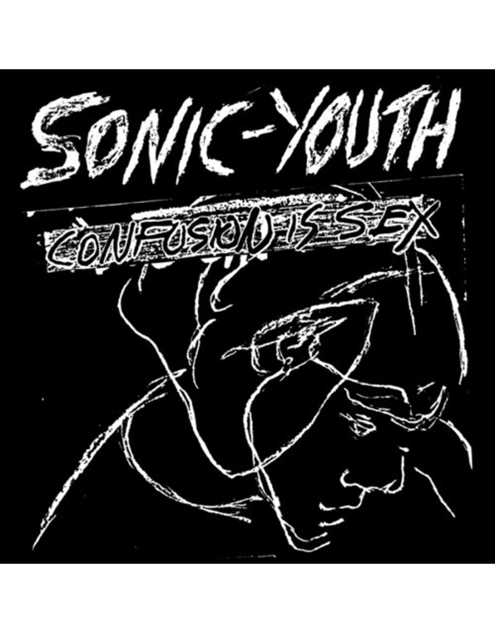 Goofin' Sonic Youth: Confusion is Sex LP