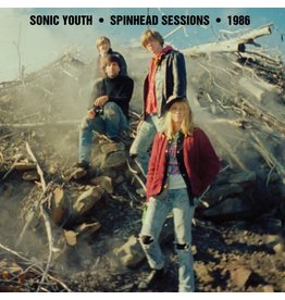 Goofin Sonic Youth: Spinhead Sessions LP