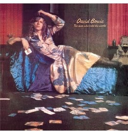 Parlophone Bowie, David: The Man Who Sold the World LP