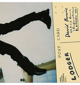 RCA BOWIE, DAVID: Lodger LP
